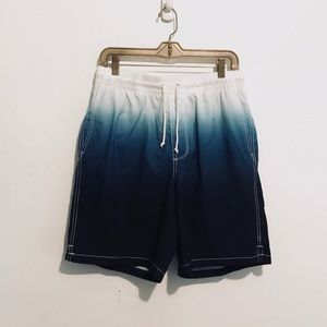Ombré Swim Trunks